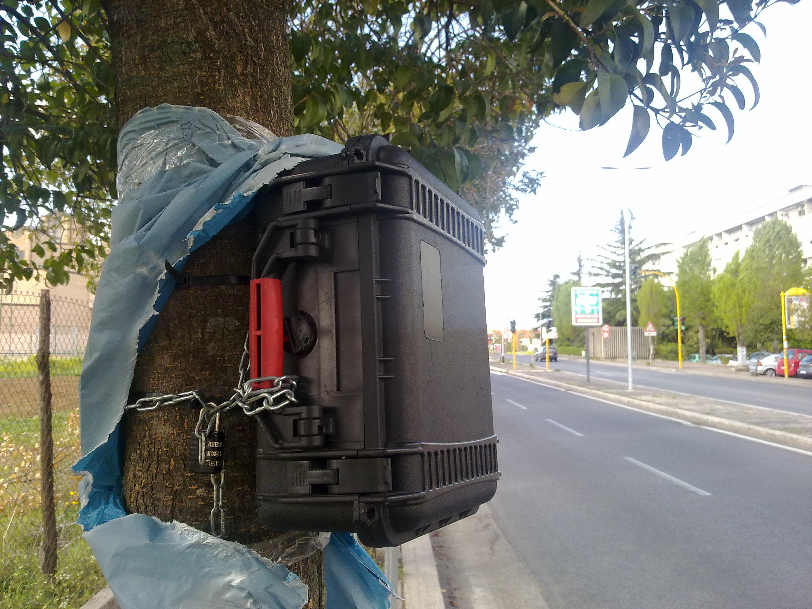 Roma iv municipio allarme bomba in via delle vigne nuove - Allarme bomba porta di roma ...