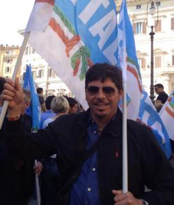 Emiliano Bono, responsabile Fratelli d''Italia di Monte Sacro