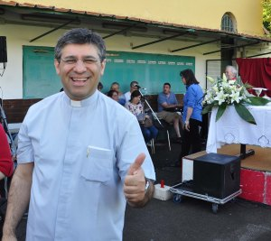 Padre Gaetano Saracino
