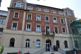 L'Ospedale San Carlo di Nancy a Roma