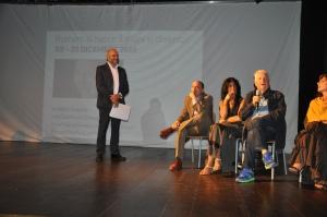 Flavio De Paola con Mario Antinolfi, Alida Tarallo, Maria Cristina Gionta e Gianfranco d'Angelo